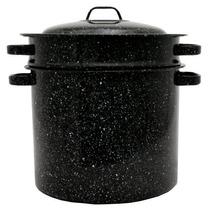 Granito Ware Pasta Pot, 7,5-quart