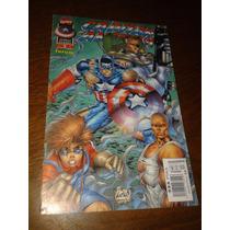 Heroes Reburn: Capitan America 5 - Forum
