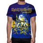 Camisa, Camiseta Iron Maiden - Live After Death