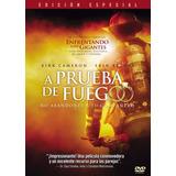 Dvd Original A Prueba De Fuego Fireproof