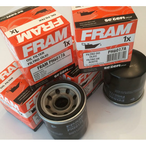 Filtro Oleo Fram 6017 Shadow Cb Cbr 600 Hornet Xj6 Z750