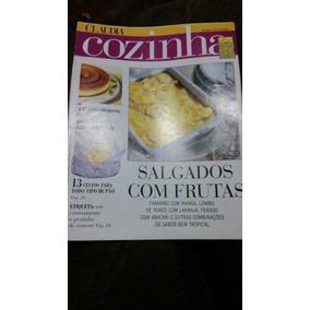 Revista Cozinha Cláudia 442