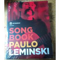 Livro - Song Book Paulo Leminsky - Ogirinal *** Lacrado ***
