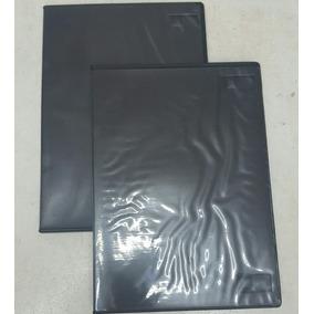 Cajas Dvd Slim Negras Simples X 100 Unidades Estuches