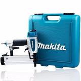 Pinador Pneumático Makita Mod. Af505 + Pinos 15,20,25 E 30mm