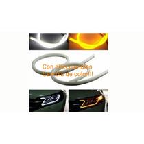 Tira Flexible Leds Carro Cambia De Color 30 Cm Envío Gratis