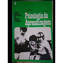 Livro Psicologia Da Aprendizagem