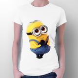 Camiseta Minions - Manhoso - Pedindo - Meu Malvado Favorito