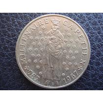 Francia - Moneda De 10 Francos, Año 1987 - Muy Bueno