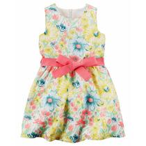 Vestido Nena Carters Fiesta Hermoso!! 4,5,6,8 Años