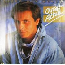 Oscar Athie - Desde Muy Hondo Lp Con Insert