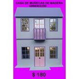 Promoción Navidad _ Casa De Muñecas Para Barbie _ Sepárela!