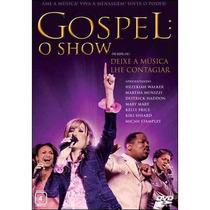 Dvd - Gospel - O Show
