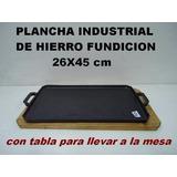 Plancha P/ Bifes P/ Asar Y Servir En La Mesa Restaurantes