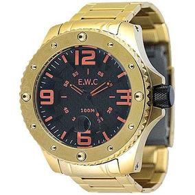 Relógio E.w.c Masculino Eut12339/o