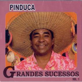 Cd Pinduca - Grandes Sucessos - Garota Do Tacacá - Novo***