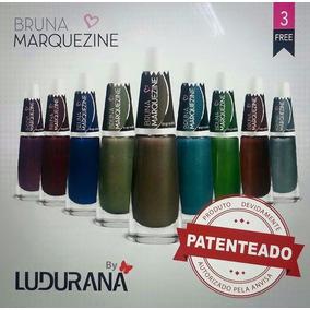 Esmalte Bruna Marquezine Degradê - Ludurana