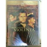 Trindade Violenta Dvd Lacrado Original Charlton Heston