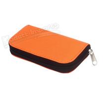 Case Cartão Memória Sdhc Compact Flash Porta Cartão Bolsa