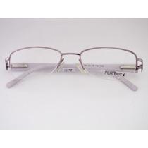 Armação Para Óculos Playboy Feminina M5826