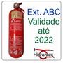 Extintor Abc Caminhão Van 2kg - Val. 2022 - Pronta Entrega