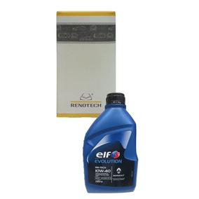 Óleo 10w40 Sl Elf Semi Sintético/rn-tech Renault(7702266454)