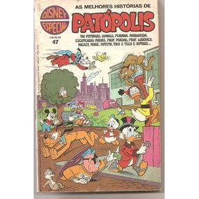 R6.2 - Disney Especial Nr 47 - Patópolis - Dezembro / 1979