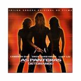 Cd Trilha Sonora Original Do Filme - As Panteras Detonando