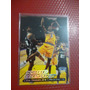Cv Kobe Bryant 1999 Ultra Angeles Lakers Salón Fama Hof Nba