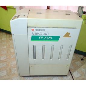 Reveladora De Negativos Fuji Fp 232b Minilab