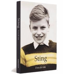 Livro Fora Do Tom Sting The Police Cosac Naify