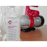 Bomba De Vacio Para Refrigeración Industrial Quality 8cfm