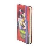 Caderno De Anotações C/ Pauta Vilões - Disney Oficial