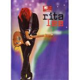 Rita Lee - Mtv Ao Vivo (dvd + Cd) - Lojas Center Som