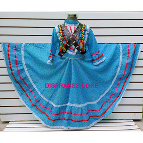 Vestido Adelita Disfraz Revolucion Mexicana