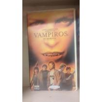 Vampiros Os Mortos -terror -vhs