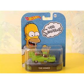 Hot Wheels Retro * The Simpsons *