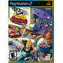 Patch Cartoon Network Racing Ps2 Frete Gratis