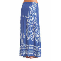 Pollera Rusty Atlantis Maxi Skirt