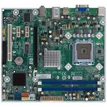 Placa Mãe Hp Compaq Ms 7525 Lga 775 Ddr2 Aceita Core 2 Duo