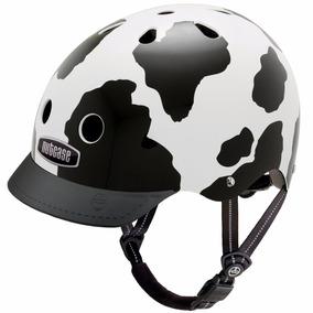 Casco Chico Nutcase, Vaca