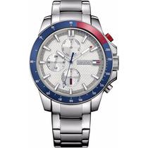 Reloj Tommy Hilfiger 1791166 Hombre Envio Gratis