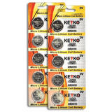 Bateria Cr2016 Keyko Japonesa Somos Tienda
