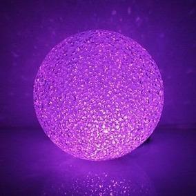 Vela Led Esfera 7 Cm Centro De Mesa Cotillon Luminoso Oferta