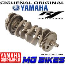 Cigueñal Original Yamaha R1 2007 2008 - Mg Bikes