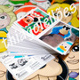 Lote Completo C/216 Figurinhas Álbum Disney Gogos Série 2