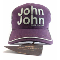 Boné John John Feminino Original, Bone Made In Heaven Gata