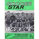 Mundial 1962, Revista Inglesa Portada Seleccion De Chile