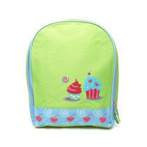 Aquarella Kids - Mochila Cupcakes - Verde - Bc2354