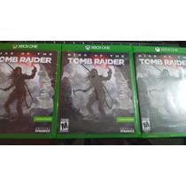 Rise Of The Tomb Raider Para Xbox One Usado Envio Gratis